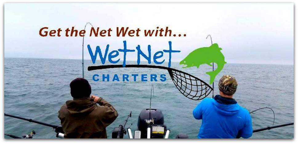 Wet Net Charters - Great Lakes,Niagara River Fishing Charters!